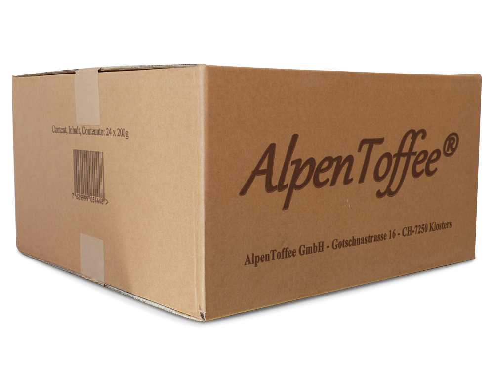 Alpentoffee-box